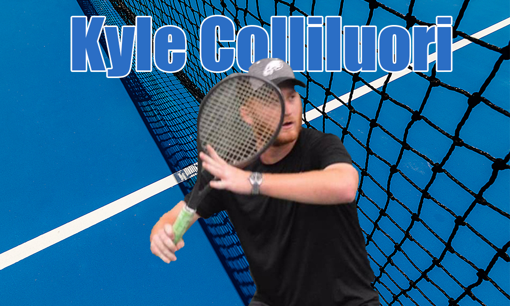 Kyle Colliouri tennis player