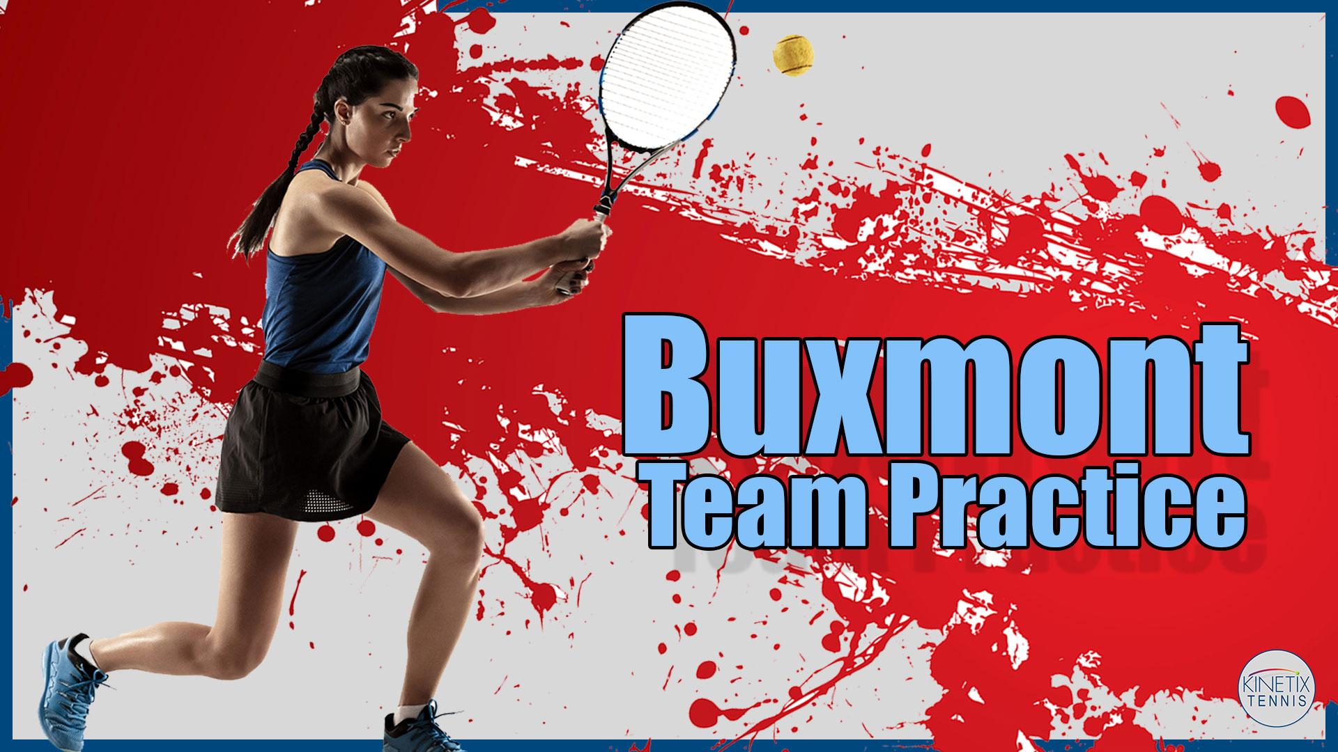 Buxmont Team Practice