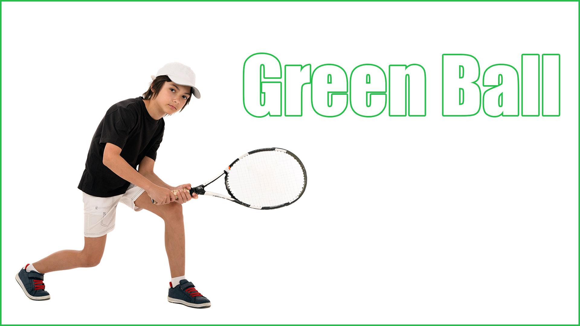 Green Ball Player