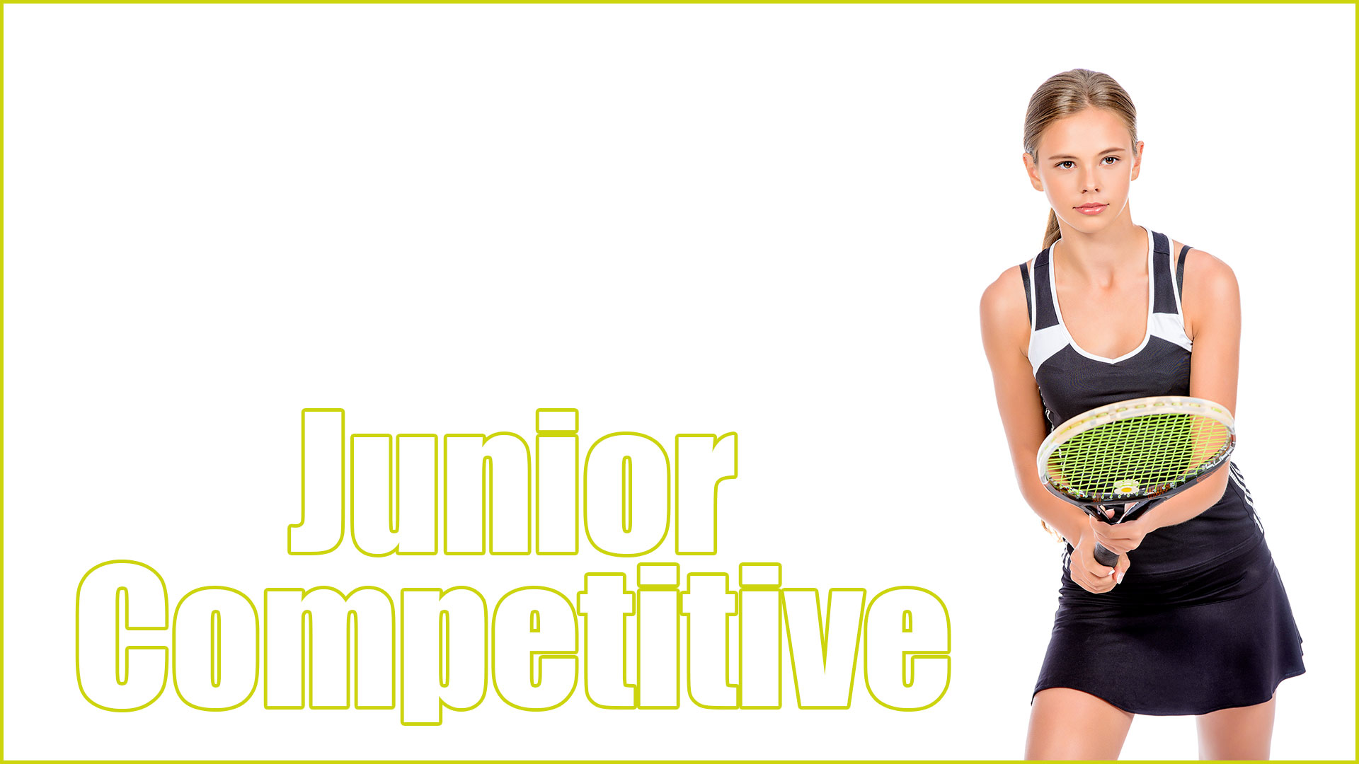 Junior Competitive Player